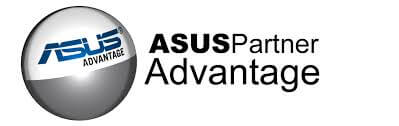 Wir sind Partner von ASUS