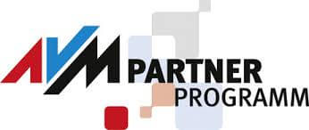 Wir sind Partner von AVM