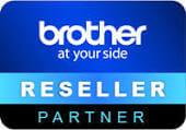 Wir sind Partner von brother